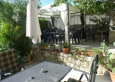 Cozy apartment in the center of Novigrad with Parking, Internet, Air conditioning, Terrace