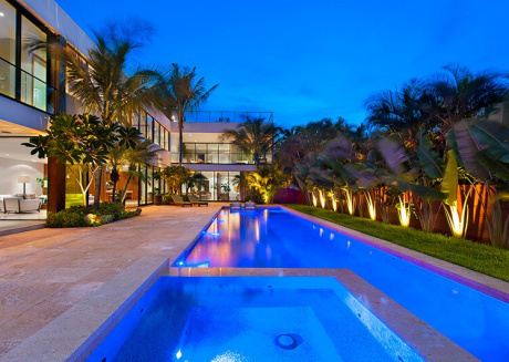 Cozy house in Miami Beach with Internet, Air conditioning, Pool