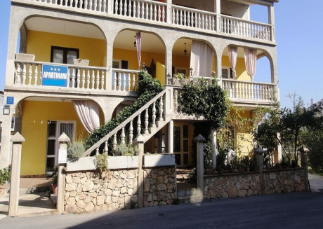 Cozy apartment in the center of Vodice with Parking, Internet, Air conditioning, Balcony