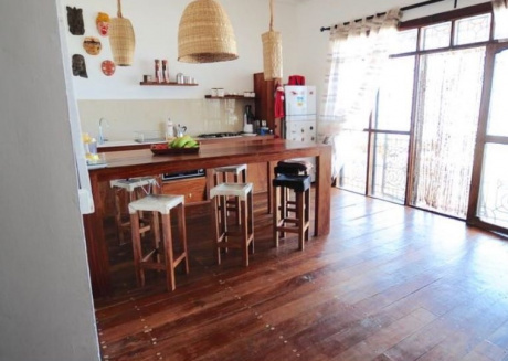 Spacious house in the center of Kiwengwa with Internet