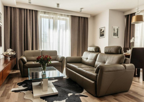 Spacious apartment in the center of Kraków with Lift, Internet, Washing machine, Balcony