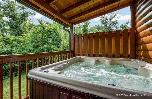 5 Bedroom Private Indoor Swimming Pool Cabin wi... Slide-4