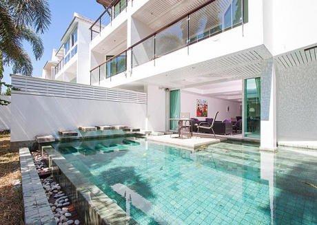 Country Club 4 Bedroom Pool Villa (A)