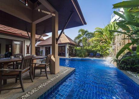 Villa Bali | 4 Bedroom Villa