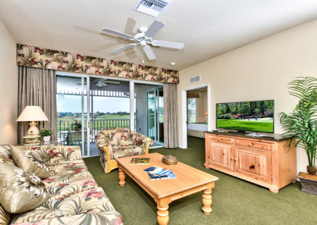 Messina Greenlinks Vacation Rental at the Lely Resort