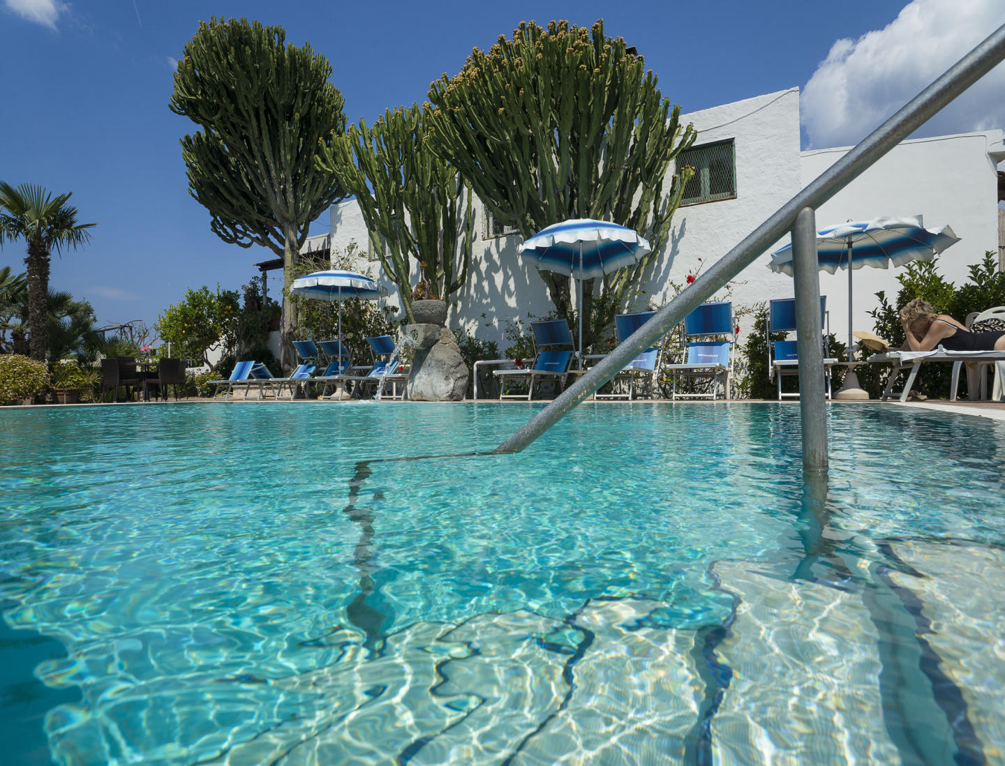 Wellness and relaxing time in Ischia, we are wa... Slide-2