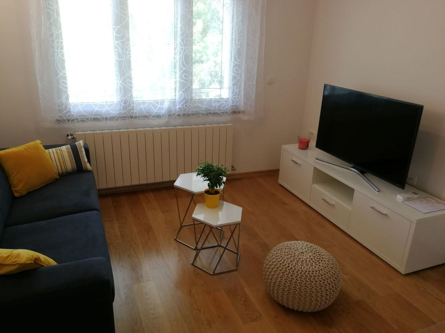 Spacious apartment in the center of Selce with ... Slide-1