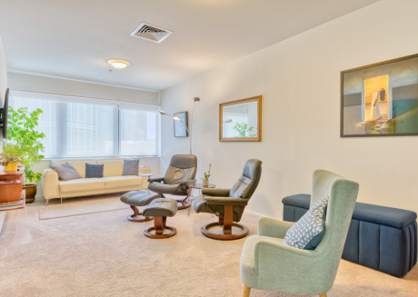 Cozy apartment in the center of Melbourne with Lift, Internet, Washing machine, Air conditioning