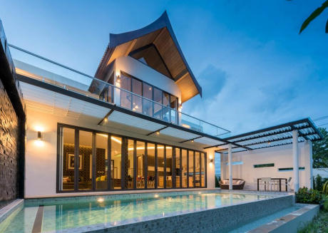 Villa of Icons with Football Pitch & Pool