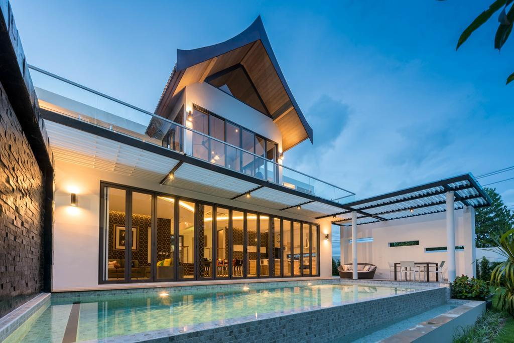 Limelight Villa with Football Pitch & Pool Slide-3