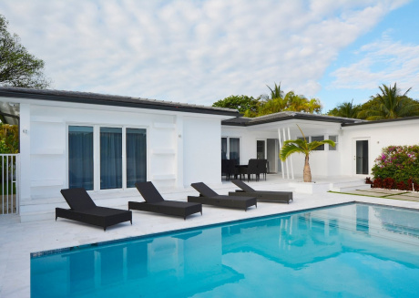 Cozy house in Miami Beach with Parking, Washing machine, Air conditioning