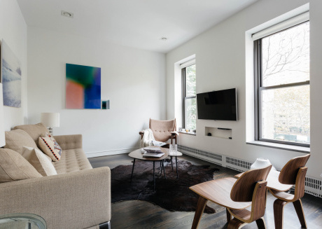 Spacious apartment very close to the centre of New York with Lift, Internet, Washing machine, Air conditioning