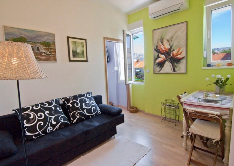 Cozy apartment in the center of Split with Internet, Air conditioning, Terrace