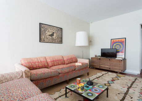 Spacious apartment close to the center of New York with Internet, Air conditioning