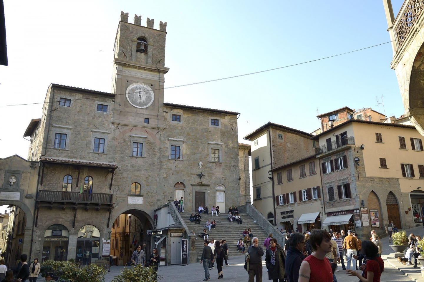 Cozy apartment in the center of Cortona with In... Slide-3