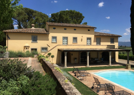Spacious villa in Cortona with Parking, Internet, Washing machine, Air conditioning