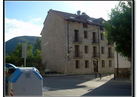 Biescas- Casa Baratech 1ºB