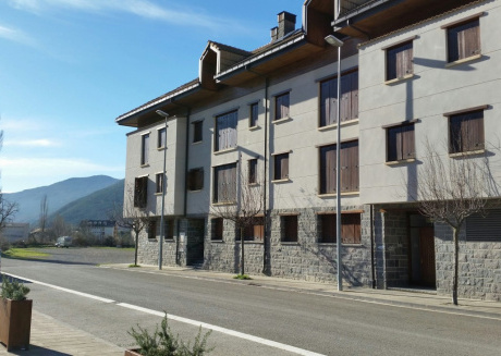 Biescas- Rambla de San Pedro 5, 1º3º
