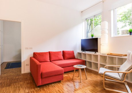Moscova Sempione Park Apartment