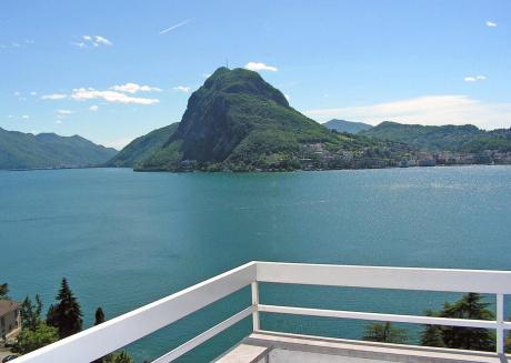 Lugano at your feet