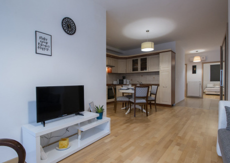 Modern 3BR apartment with balcony Budapest
