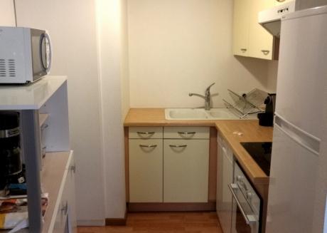 SCHWARTZ **** 2 pièces (1 chambre et salon/cuisine