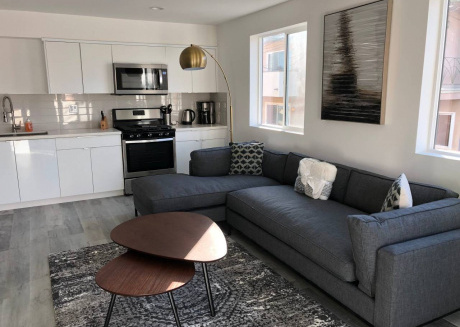 Cozy house in Los Angeles with Parking, Internet, Washing machine, Air conditioning