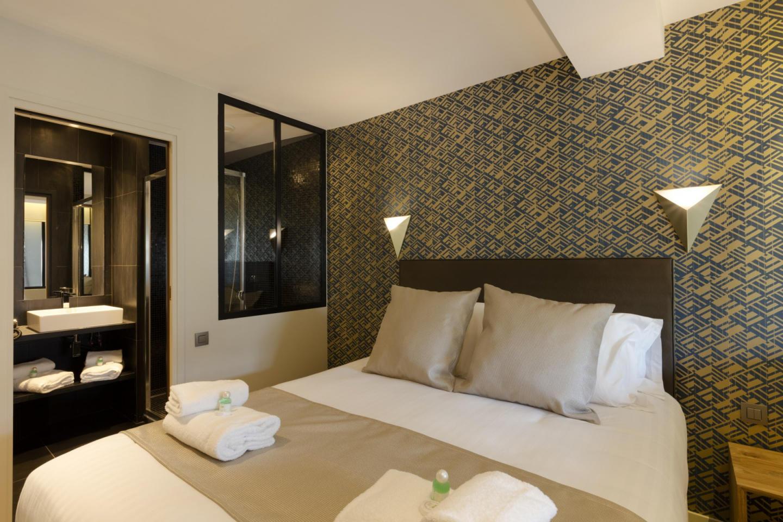 A4-HAL30 - One-bedroom 38m² Slide-1