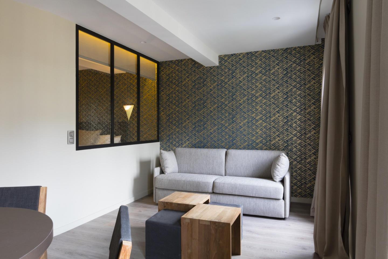 A4-HAL30 - One-bedroom 38m² Slide-2