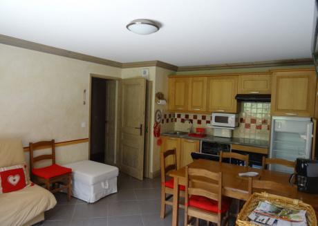 D204 - Appartement de 42 m2 pour 4/6 personnes