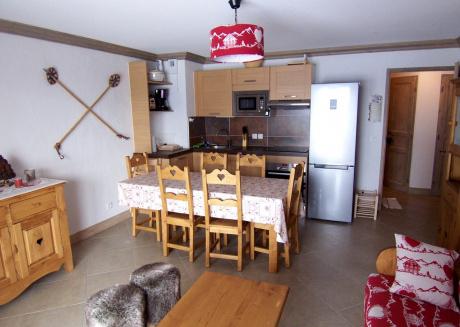D002 - Appartement de 60 m2 pour 6/8 personnes