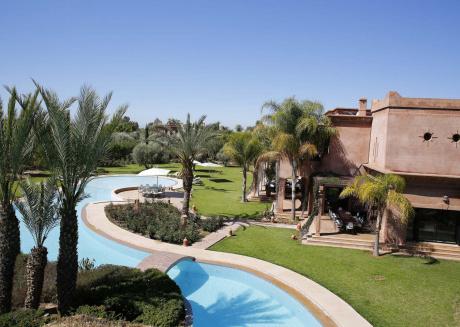 Villa GRACE proche des Golfs