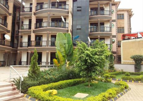 Spacious 3 bedroom apartment in Kampala