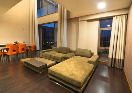 Relax and enjoy the great amenities offered at the 243 Apartments