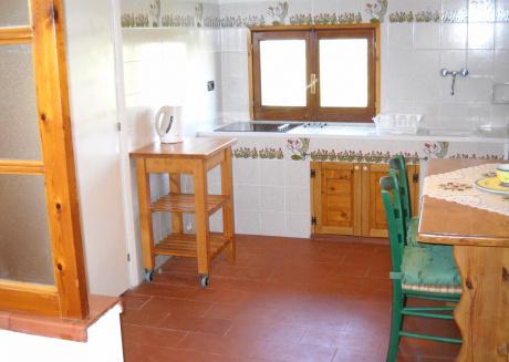 Mansarda indipendente in Villa in stile mediterraneo