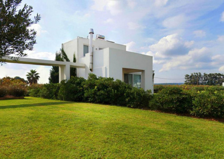 The Two-bedroom Villas wondeful with a view of the Ionian Sea