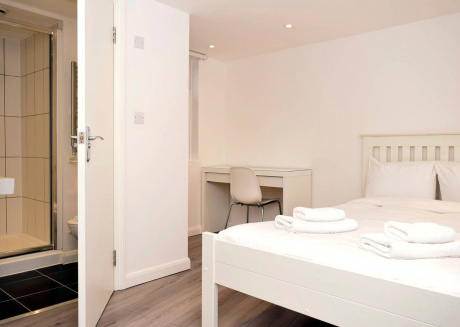 Cozy apartment close to the center of London with Internet, Washing machine
