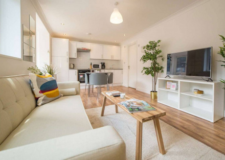 Cozy apartment in London with Internet, Washing machine