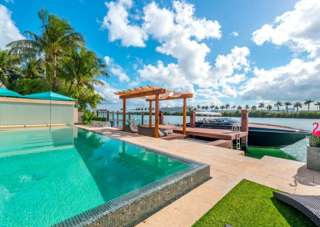 Cozy house in Miami Beach with Internet, Air conditioning
