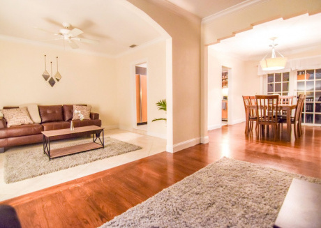 Cozy house in Miami with Parking, Washing machine, Air conditioning