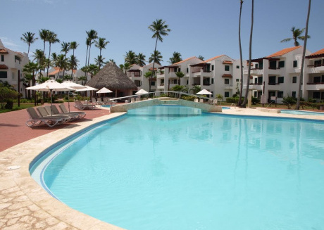 Spacious apartment in Punta Cana with Parking, Internet, Washing machine, Pool