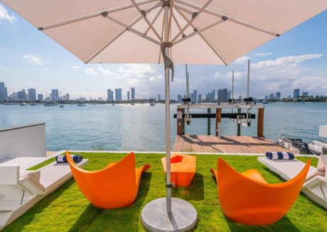 Cozy house in Miami Beach with Lift, Internet, Air conditioning, Pool