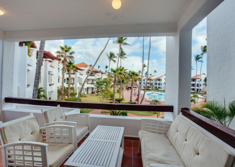 Spacious apartment in Punta Cana with Parking, Internet, Air conditioning, Pool