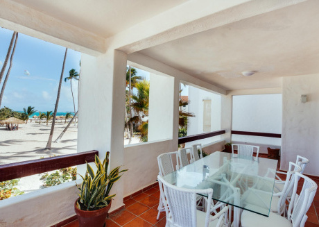 Spacious apartment in Punta Cana with Parking, Internet, Pool, Balcony