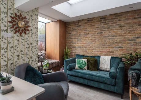 Cozy apartment in London with Internet, Washing machine, Pool
