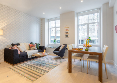 Cozy apartment in London with Internet, Air conditioning