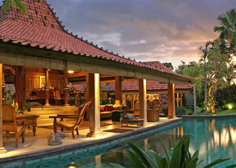 Picture Relaxing by your Private Pool in Your Beautiful Villa in Seminyak, Bali Villa 1101