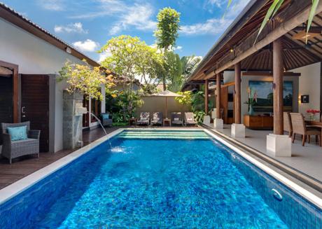Beautiful 5 Star Villa in a Prime Location in Seminyak, Bali Villa 1114