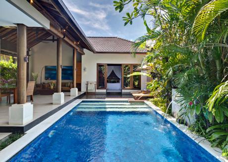 Beautiful 5 Star Villa in a Prime Location in Seminyak, Bali Villa 1121