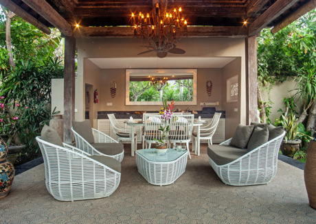 You Will Love This Luxury 2 Bedroom Villa with Private Pool in Canggu, Bali Villa 1077